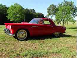 Picture of Classic 1955 Thunderbird Auction Vehicle - NMA5