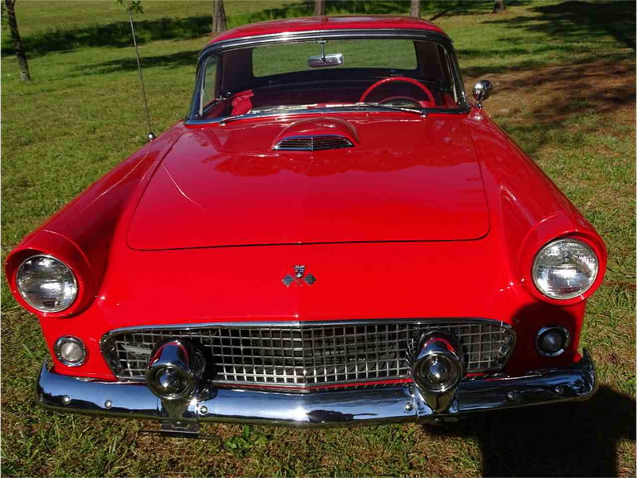Large Picture of Classic '55 Thunderbird located in North Carolina Offered by GAA Classic Cars Auctions - NMA5
