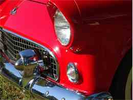 Picture of '55 Ford Thunderbird Auction Vehicle Offered by GAA Classic Cars Auctions - NMA5