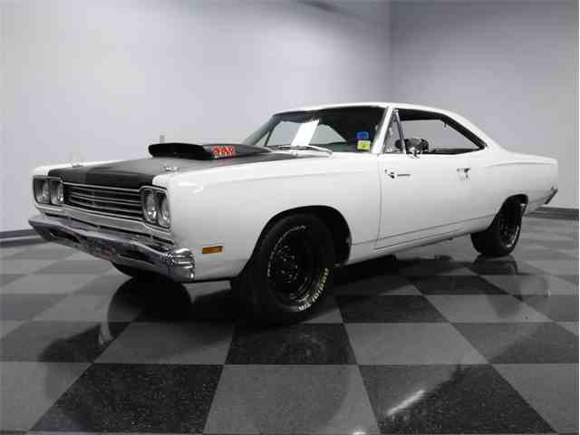 Picture of Classic 1969 Plymouth Road Runner Auction Vehicle - NMAB