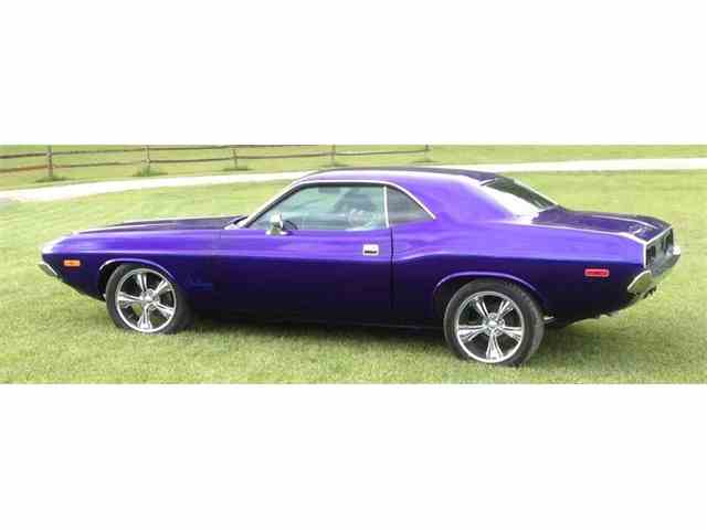 Picture of '74 Challenger - NMAH