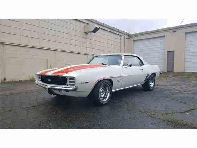Picture of '69 Camaro - NMAN