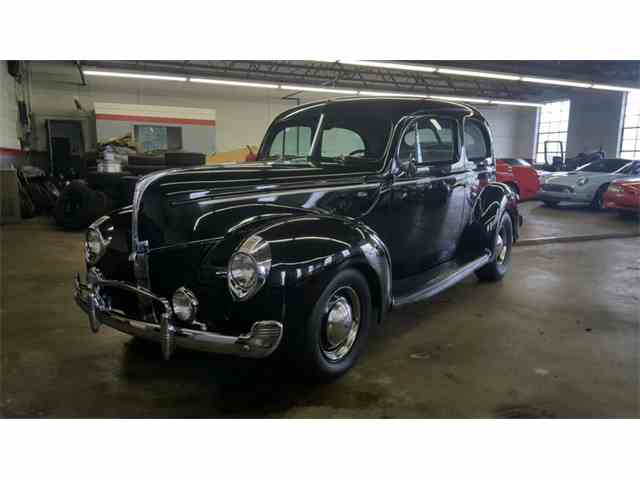 Picture of Classic 1940 Ford 2-Dr Sedan - NMAR