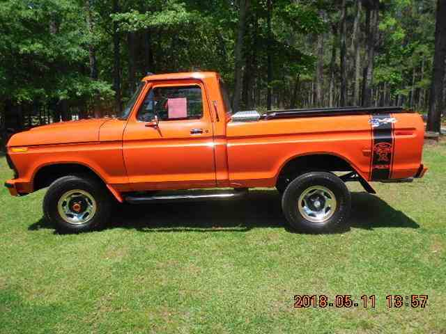 Picture of '75 F100 - NMAU