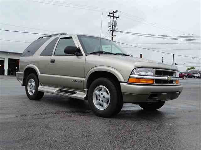 Picture of 1999 Chevrolet S10 Auction Vehicle - NMAV