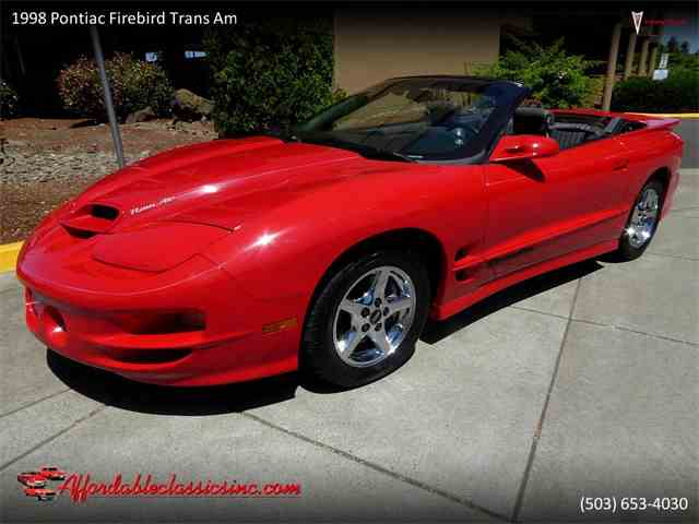 Picture of '98 Firebird Trans Am - NKX4