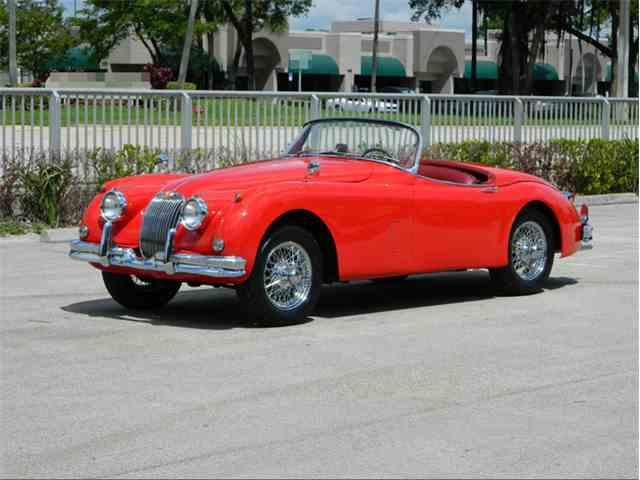 Picture of '59 XK150 - NMBE