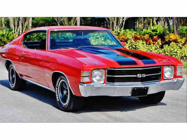 Picture of Classic 1971 Chevrolet Chevelle located in Greensboro North Carolina Offered by  - NMBI