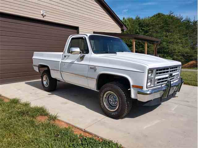 1985 to 1987 Chevrolet Silverado for Sale on ClicCars.com