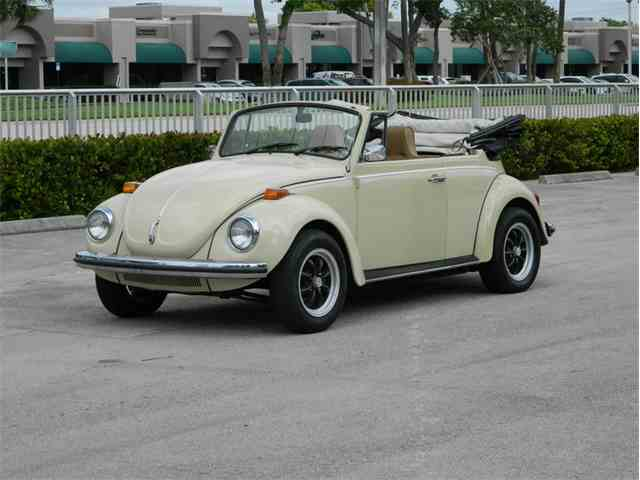 Picture of Classic 1971 Beetle located in Greensboro North Carolina Auction Vehicle Offered by  - NMBR