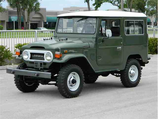 Picture of '79 Land Cruiser FJ - NMBS