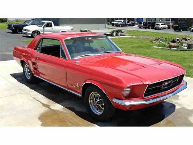 Picture of 1967 Mustang Offered by  - NMBV