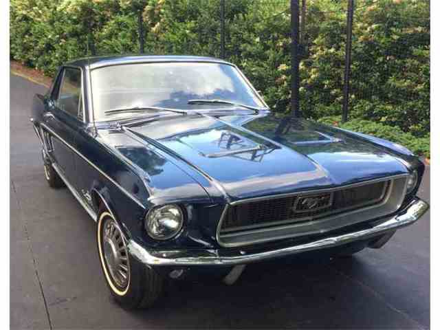 Picture of 1968 Mustang located in Stanley North Carolina Offered by a Private Seller - NKX7