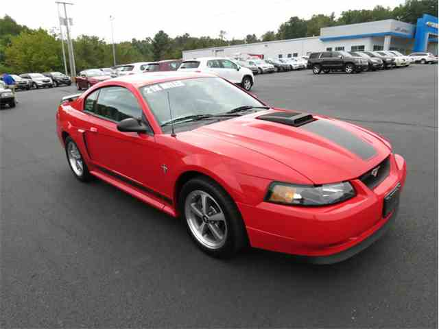 Picture of '03 Mustang - NMCK