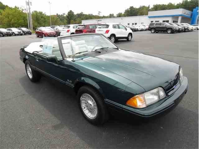 Picture of '90 Mustang - NMCM