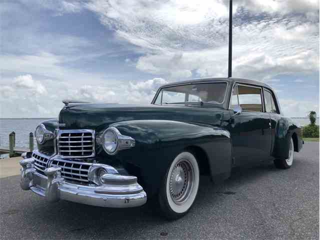 Picture of Classic 1948 Lincoln Continental located in North Carolina Auction Vehicle Offered by  - NMCV