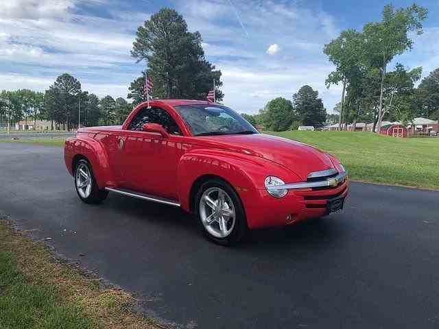 Picture of '03 SSR located in Greensboro North Carolina Auction Vehicle Offered by  - NMCW