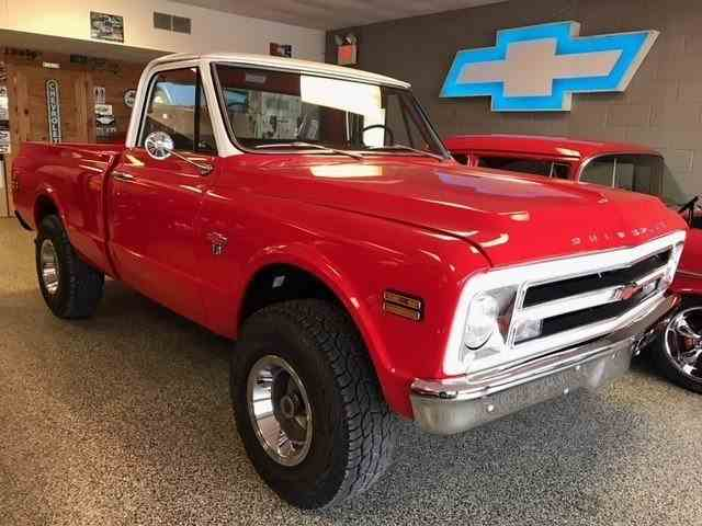 Picture of 1968 Chevrolet K-10 Auction Vehicle Offered by  - NMCY