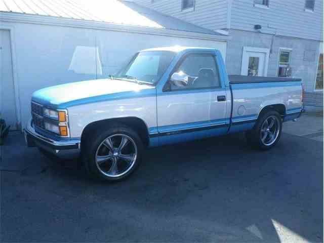 Picture of '93 C/K 1500 - NMD7