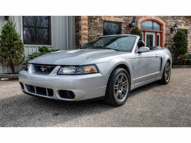 Picture of '03 Mustang SVT Cobra - NKXC
