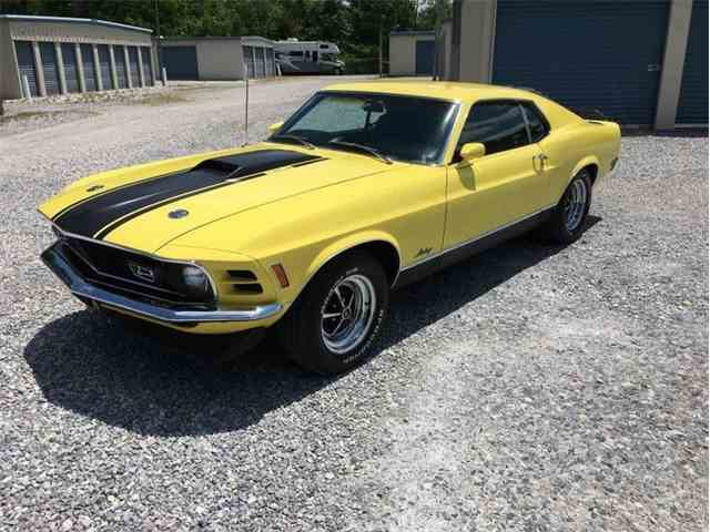 Picture of '70 Ford Mustang located in North Carolina Auction Vehicle Offered by  - NMDC