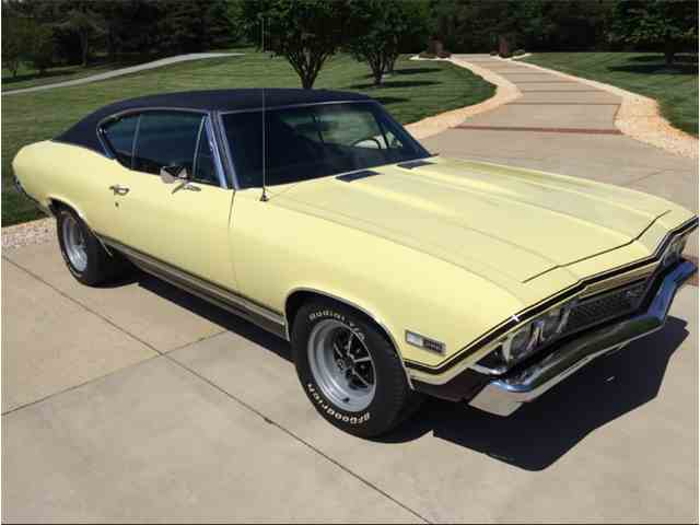 Picture of Classic '68 Chevrolet Chevelle Auction Vehicle Offered by  - NMDH