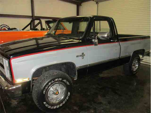 Picture of 1985 Silverado Auction Vehicle Offered by  - NMDR