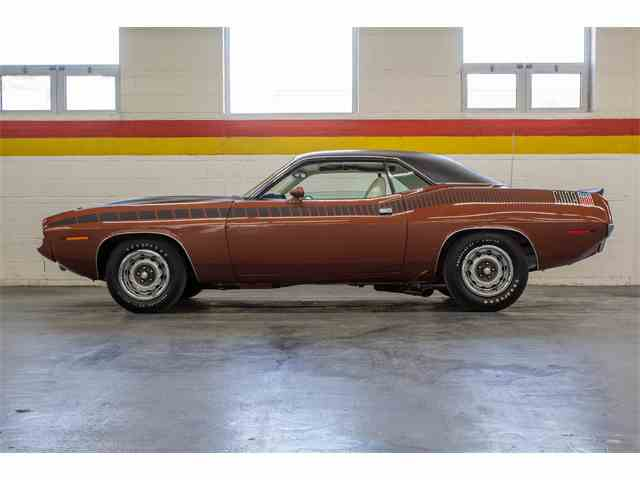 Picture of Classic 1970 Cuda Auction Vehicle Offered by  - NMDV