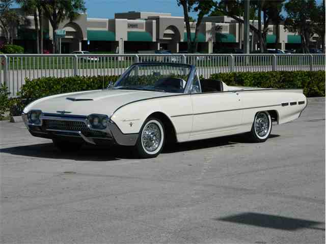 Picture of Classic '62 Thunderbird Auction Vehicle Offered by  - NME2