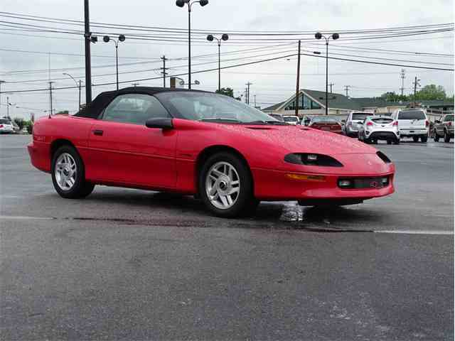 Picture of '94 Camaro located in Greensboro North Carolina Auction Vehicle - NME9