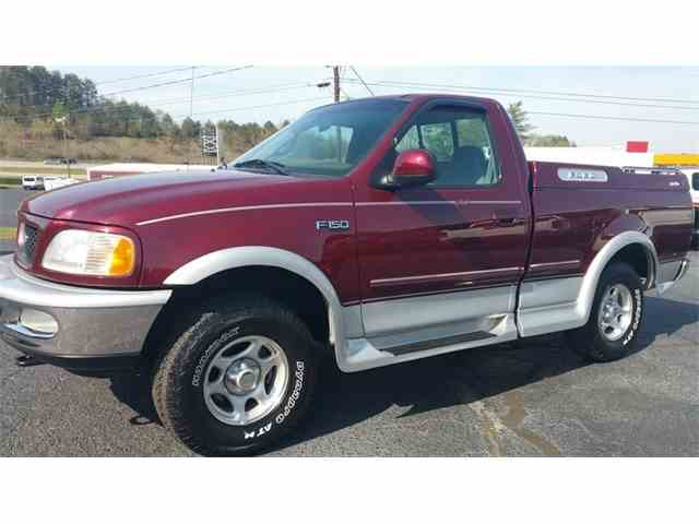Picture of 1997 Ford F150 located in North Carolina - NMEE