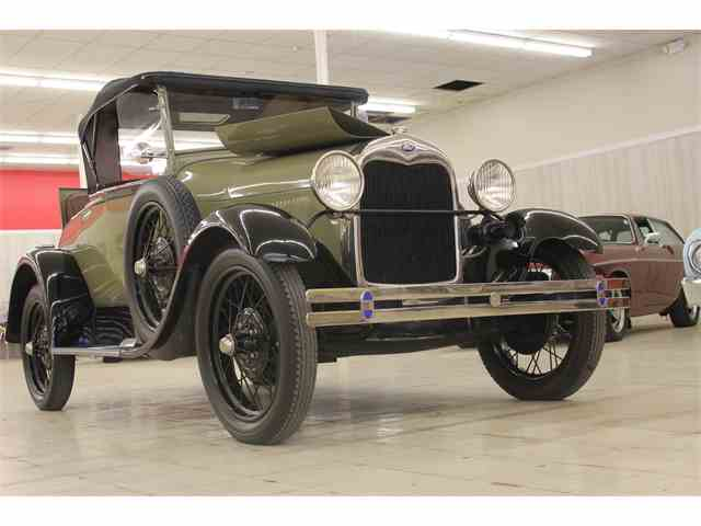 Picture of 1928 Ford Model A located in Kentucky - $22,500.00 - NKXG
