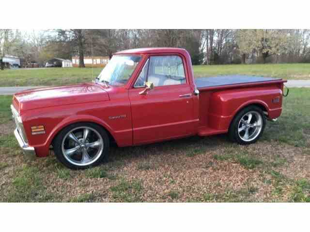 Picture of Classic '72 Chevrolet C10 located in North Carolina Offered by  - NMEO