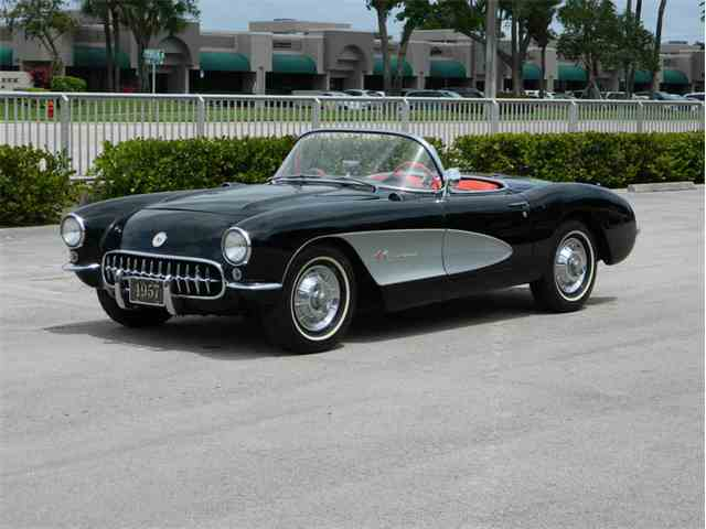 Picture of Classic 1957 Corvette located in Greensboro North Carolina Offered by  - NMEW