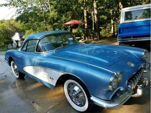 Picture of Classic '59 Corvette located in Greensboro North Carolina Auction Vehicle Offered by  - NMEZ