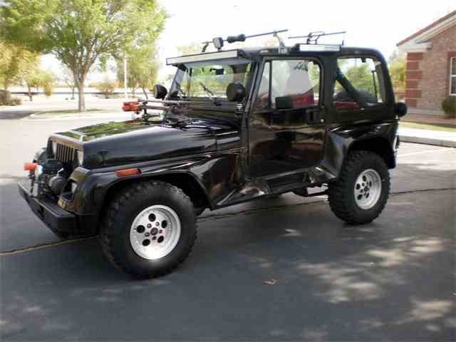 Picture of 1991 Jeep Wrangler located in Apache Junction Arizona - $6,995.00 - NKXI