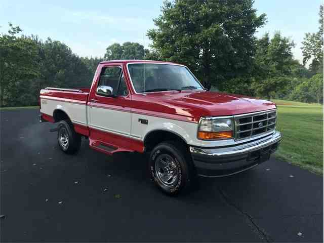 Picture of 1996 Ford F150 located in Greensboro North Carolina Auction Vehicle Offered by  - NMF4