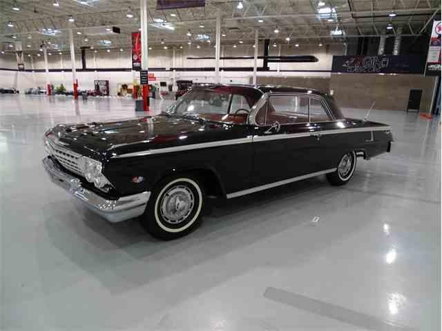 Picture of Classic 1962 Impala located in North Carolina - NMFH