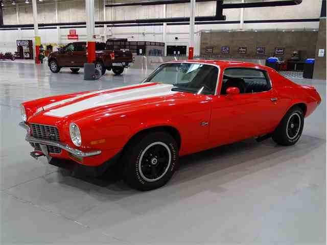 Picture of Classic 1971 Chevrolet Camaro located in Greensboro North Carolina Auction Vehicle - NMFK