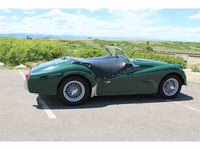 Picture of '61 TR3A - NKXL