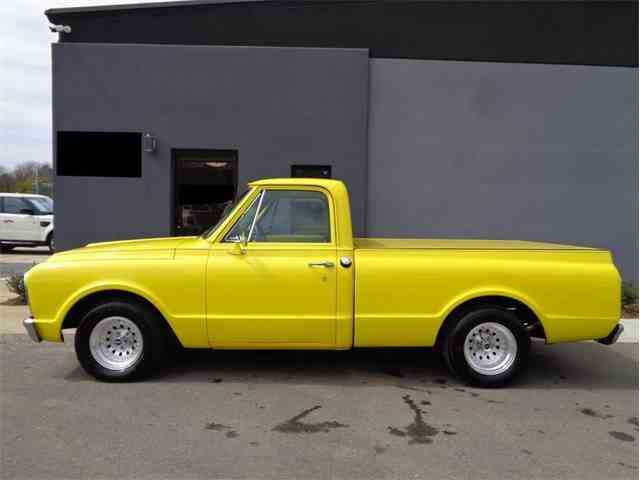 Picture of '67 Chevrolet C10 located in Greensboro North Carolina - NMFY