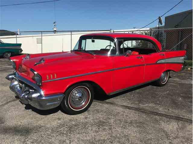 Picture of Classic 1957 Chevrolet Bel Air located in Greensboro North Carolina Auction Vehicle - NMG1
