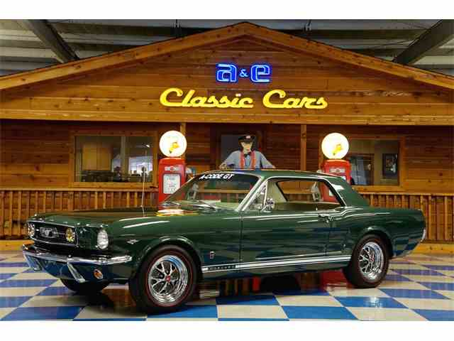 Picture of Classic '66 Ford Mustang GT Offered by  - NKXM