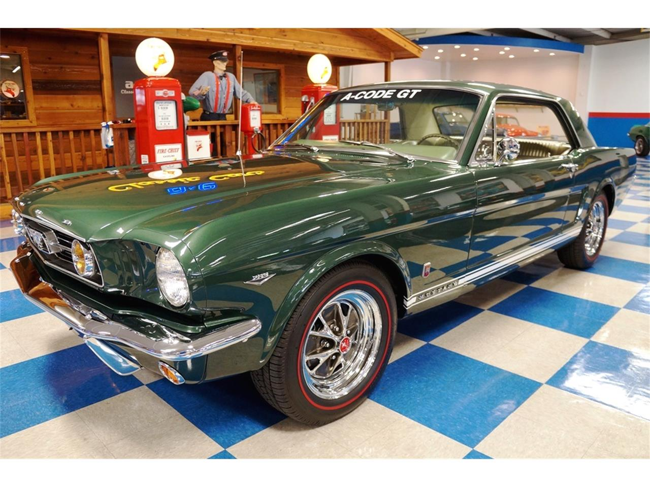 Large Picture of '66 Mustang GT - NKXM