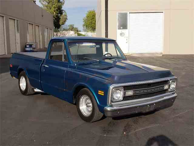 Picture of Classic 1970 Chevrolet C10 - NMGB