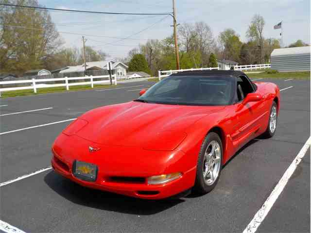 Picture of '01 Corvette - NMGD