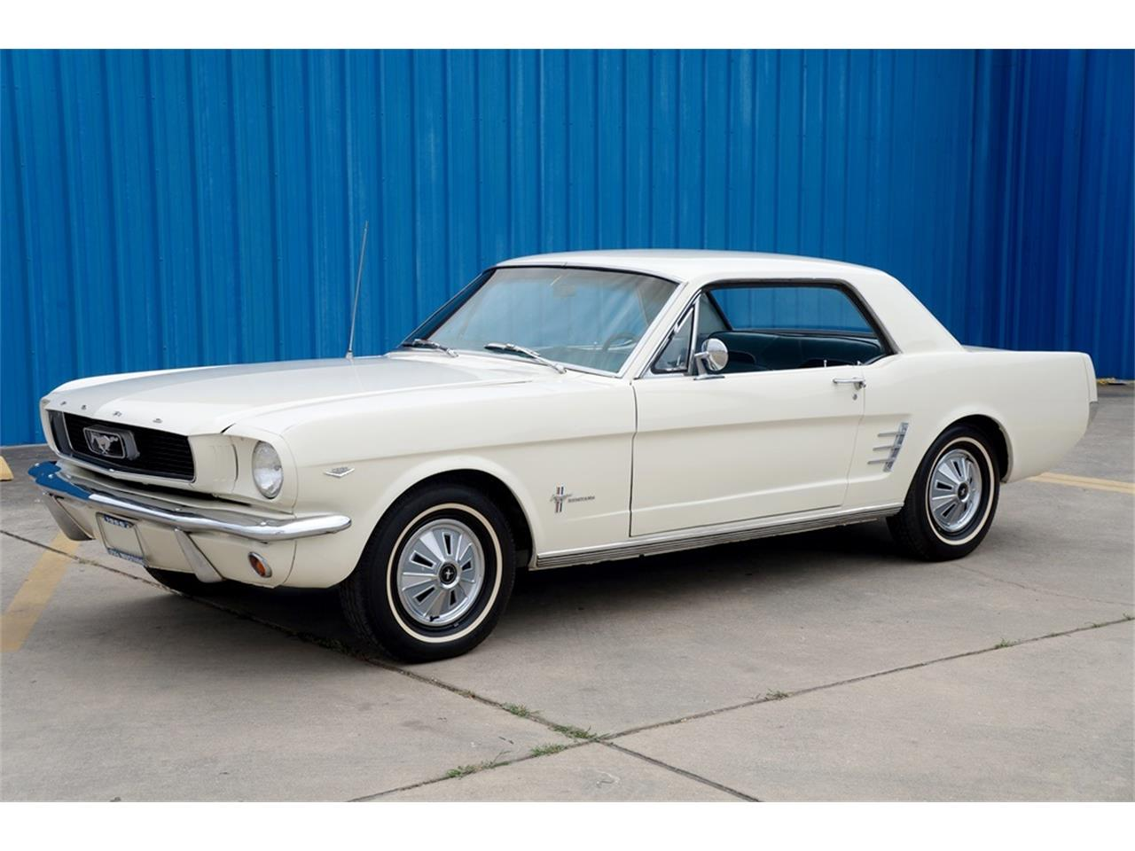Large Picture of '66 Mustang - NKXN
