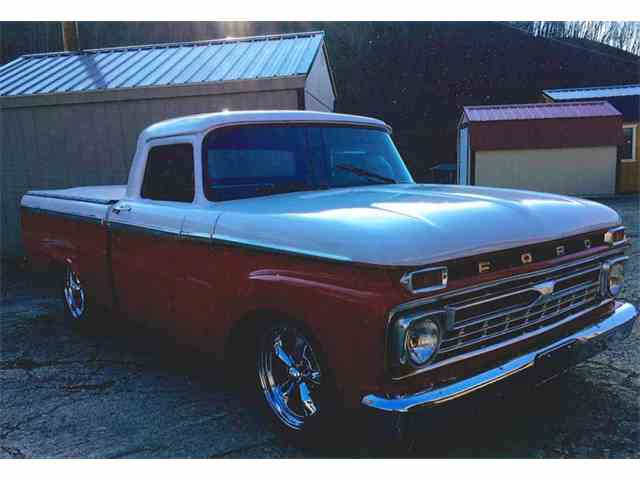 Picture of '66 F100 - NMGE
