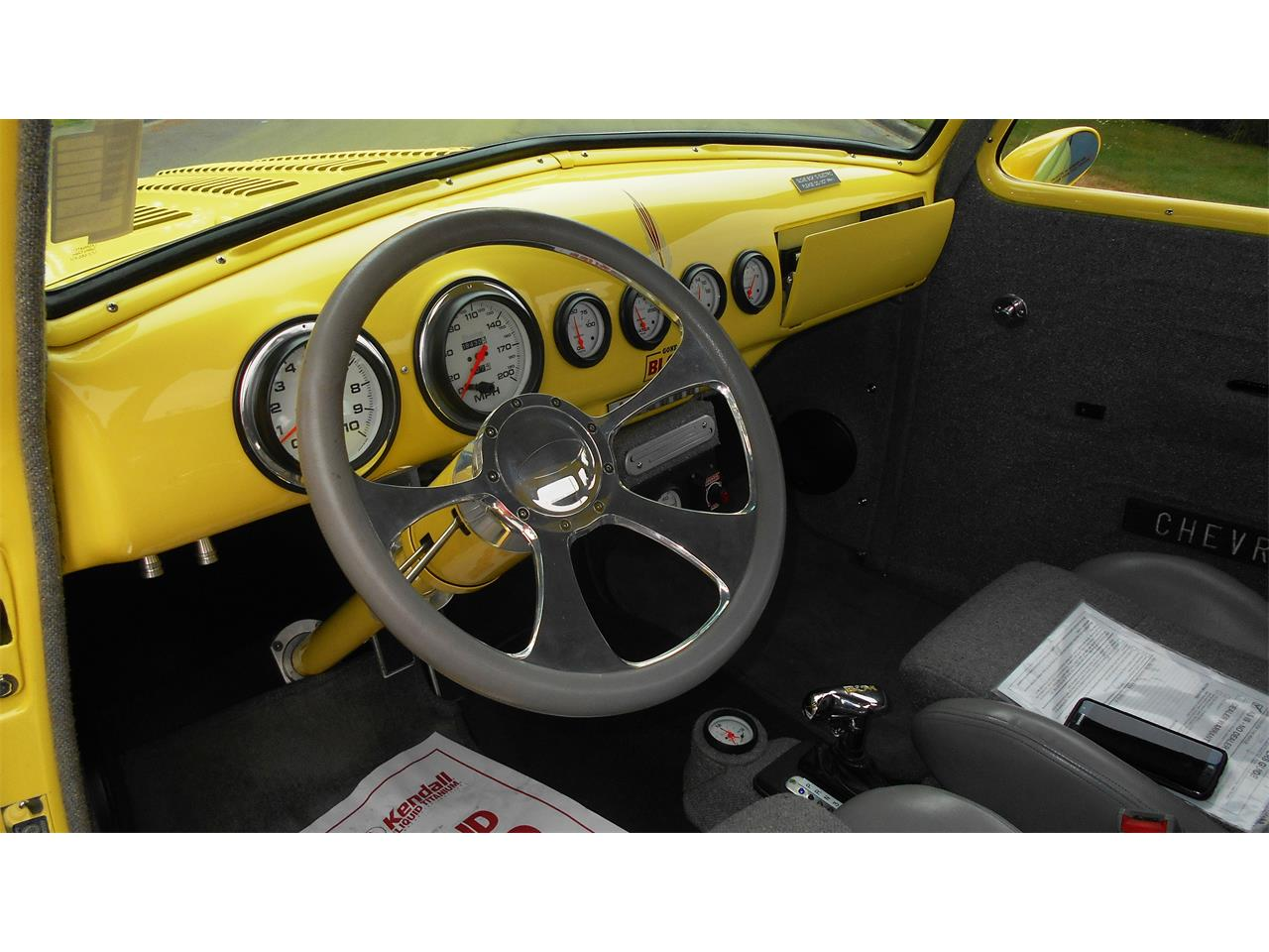 Large Picture of '52 Chevrolet 3100 located in Washington Offered by Austin's Pro Max - NMGI
