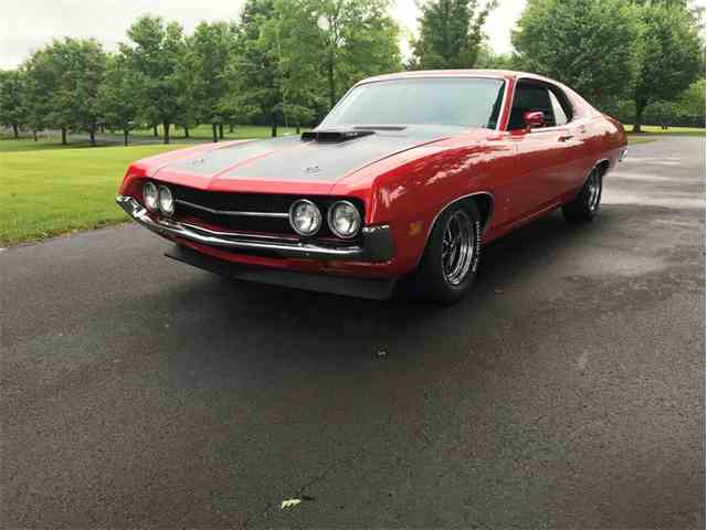 Picture of 1971 Ford Torino located in Greensboro North Carolina Auction Vehicle - NMGT